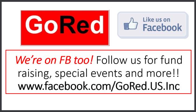 GoRed FB image
